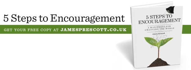 5 Steps to Encouragement